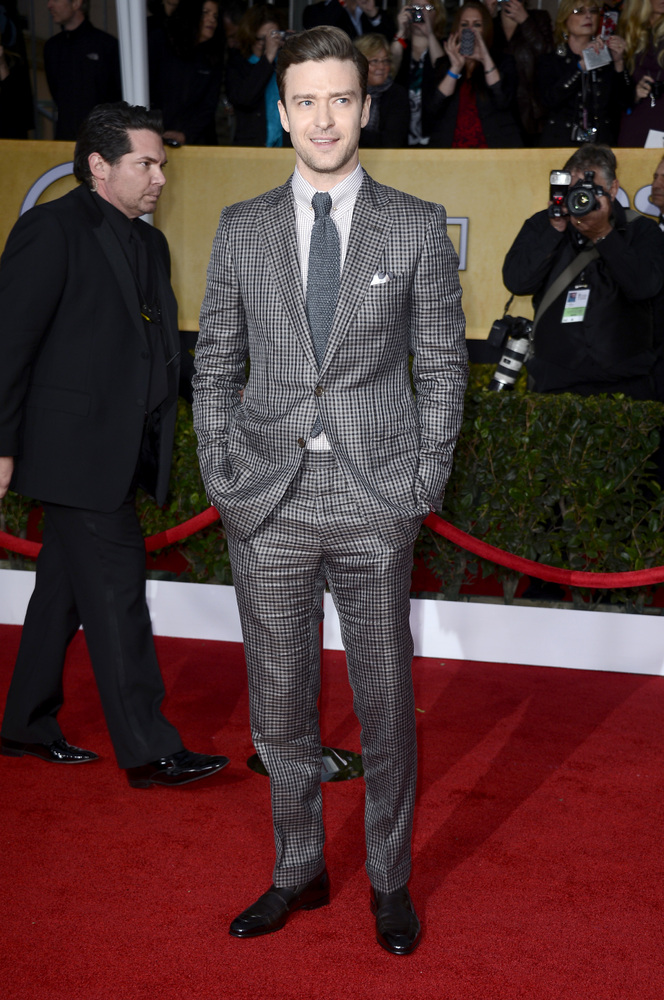 Justin Timberlake in Tom Ford