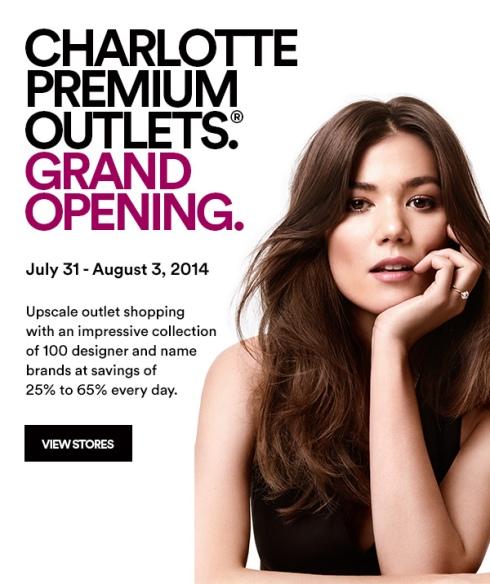 Charlotte Premium Outlets